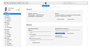 How to backup iPhone on iCloud